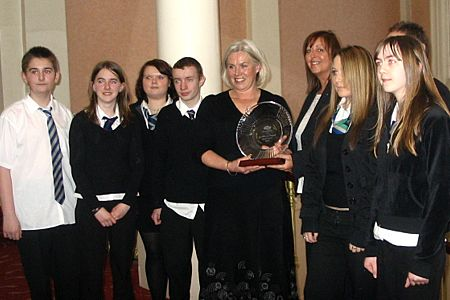 Renfrewshire Teenage Book Award 2008