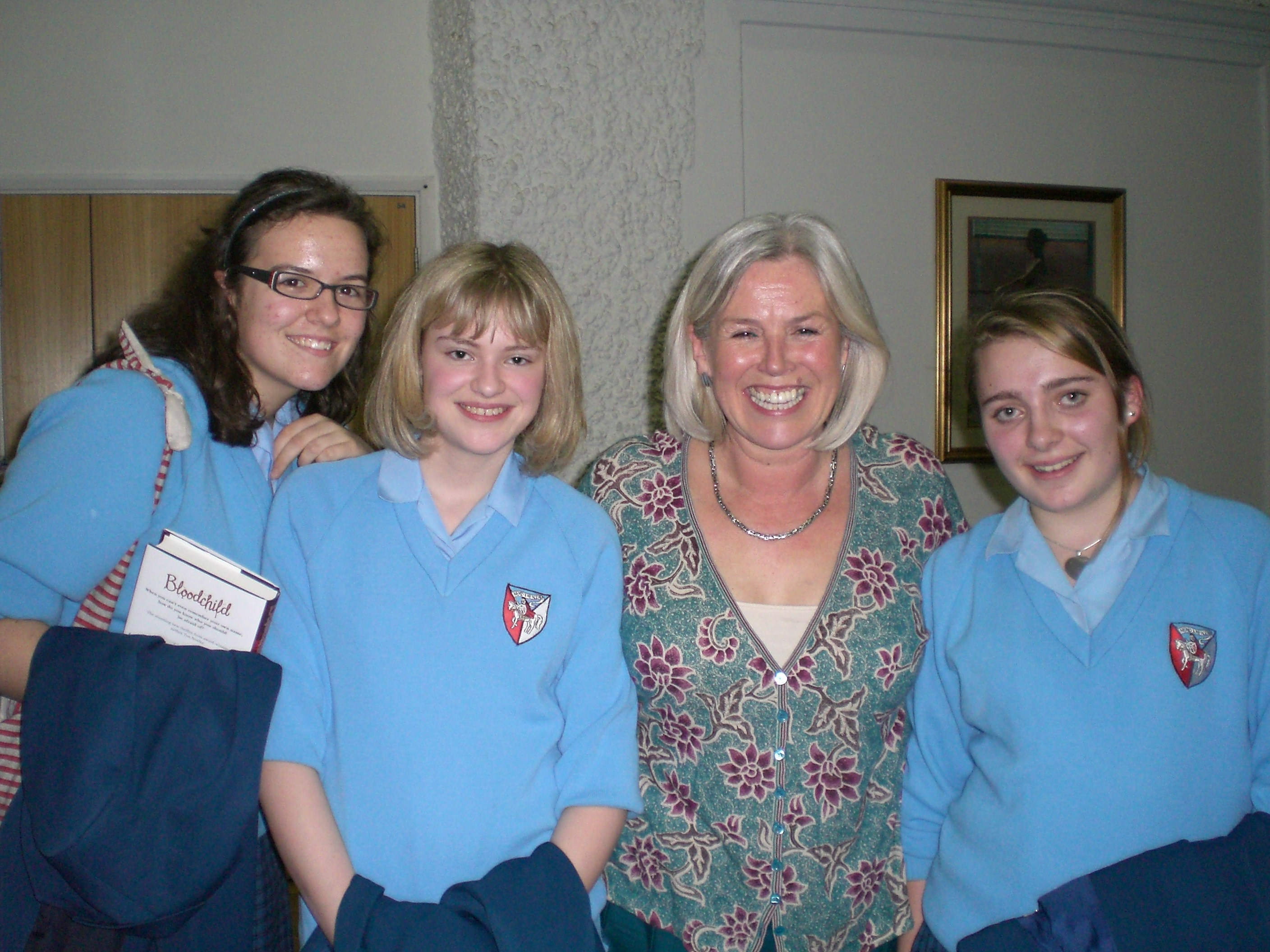 Hosting the Southern Schools Book Awards, 2008